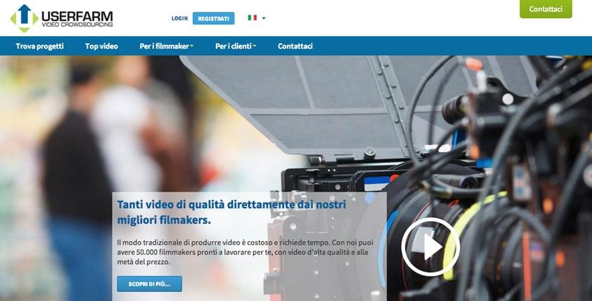 Lavorare Online come VideoMarker? Userfarm, Mettiti in gioco!