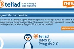 Vendere Link – Teliad e Penguin 2.0