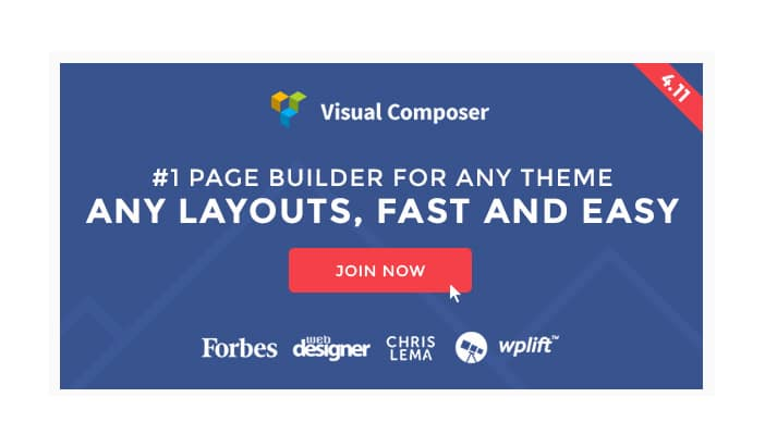 Visual Composer: Plugin WordPress Page Builder