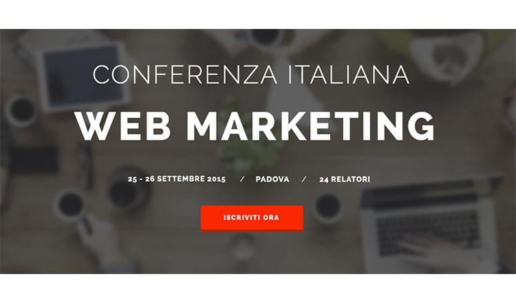 WMExpo Padova 2015: Promo Biglietti SEO e WebMarketing