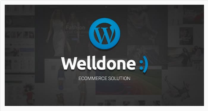 Welldone - WordPress Theme
