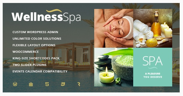 Wellness SPA - resort, SPA & Beauty Salon