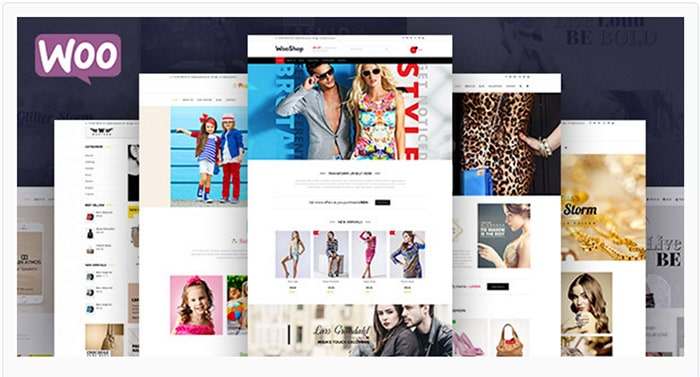 Woo Shop - Multipurpose Shop Theme
