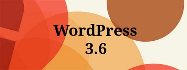 Wordpress 3.6 In Arrivo: Cosa c'è Da Aspettarsi?