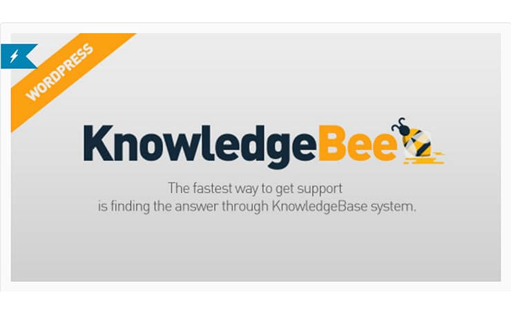 Plugin Wordrpess Knowledge Bee: Help Desk e Supporto Clienti - FAQ