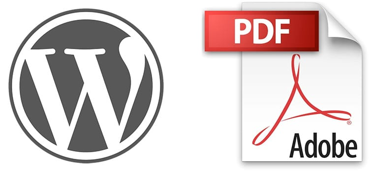 Come convertire Pagine e Post in Pdf: Wordpress Converter