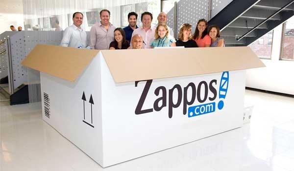 Zappos, Creare una azienda di successo - Monetizzando.com